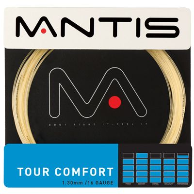 Mantis Tour Comfort Tennis String Set