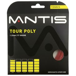 Mantis Tour Poly Tennis String Set