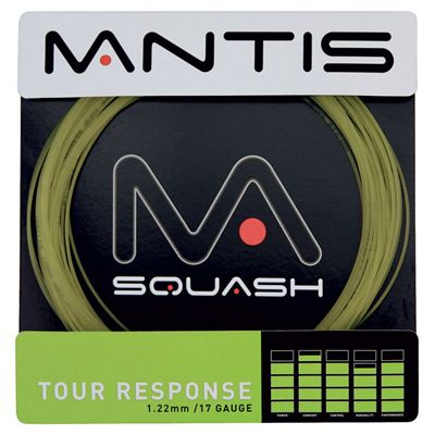 Mantis Tour Response Squash String Set - Main Image
