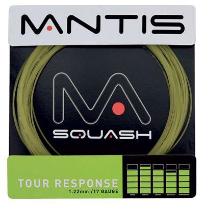 Mantis Tour Response Squash String Set - Main Image