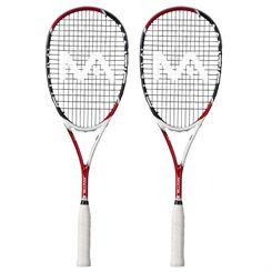 Mantis Tour Squash Racket Double Pack