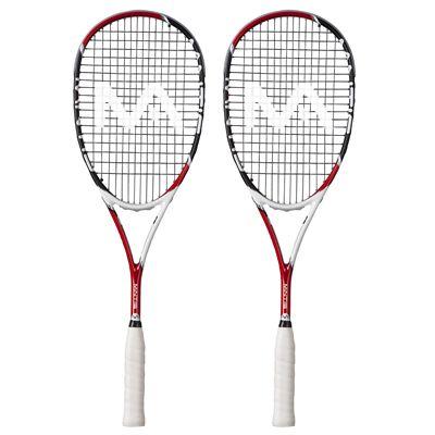 Mantis Tour Squash Racket Double Pack Image