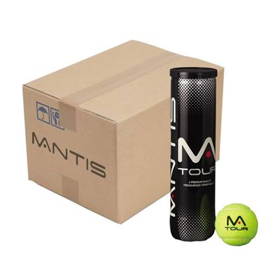 Mantis Tour Tennis Balls - 6