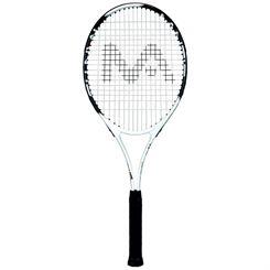 Mantis White 27 Junior Tennis Racket