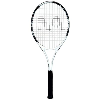 Mantis White 27 Junior Tennis Racket
