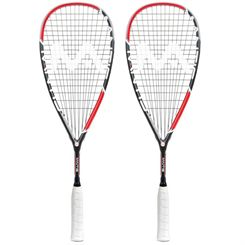 Mantis Xenon Squash Racket Double Pack