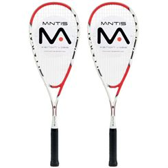 Mantis Xenon Vibe Squash Racket Double Pack