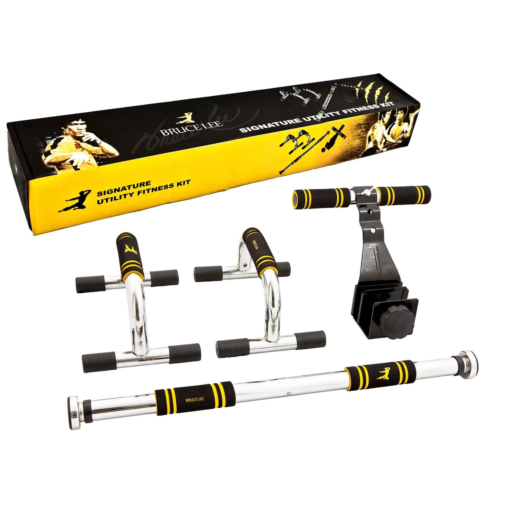 Marcy Bruce Lee Signature Utility Fitness Kit Sweatband Com