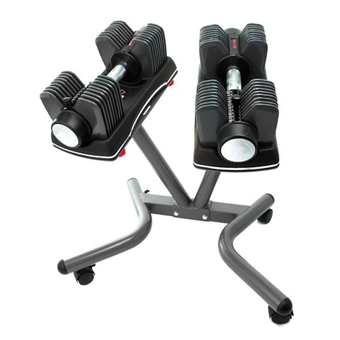 Marcy Bruce Lee Dragon Glide Tech Dumbbells Stand