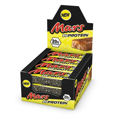 Mars Hi Protein Bars - Pack of 12