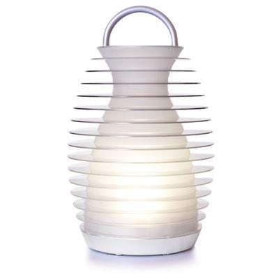 Mathmos Bump Lantern - White