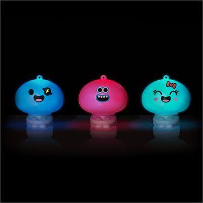 Mathmos Chuppi Art Toy Light - Light on