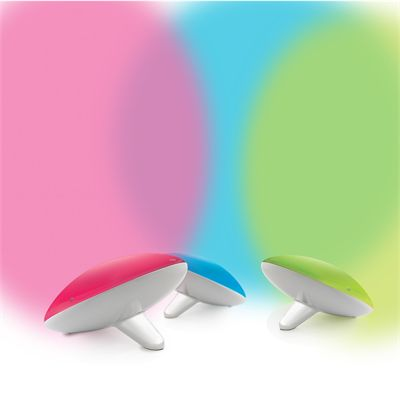 Mathmos Jellywash Mood Light with Remote - Various Colours