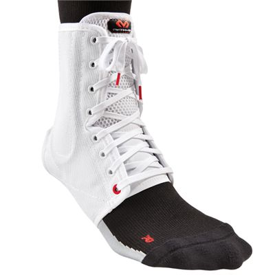 McDavid 199R Lightweight Ankle Brace - White