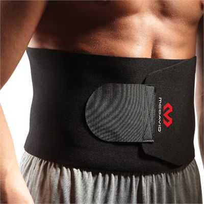 McDavid 491 Waist Trimmer Support Image