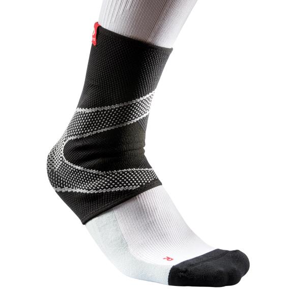 McDavid 4 Way Elastic Ankle Sleeve - L