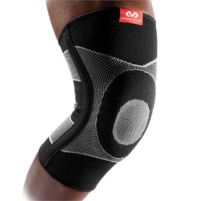 McDavid 4 Way Elastic Knee Sleeve with Stays