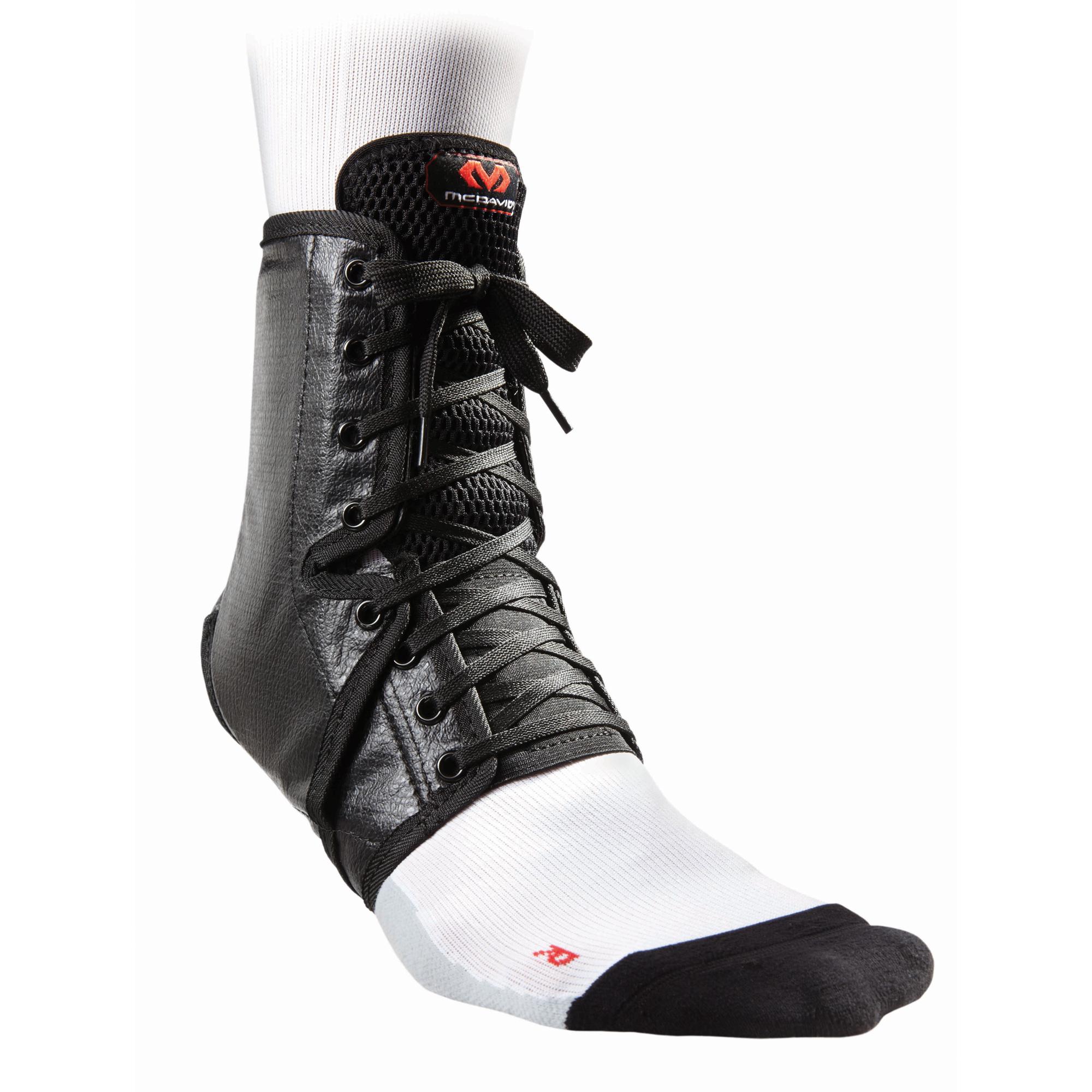 McDavid A101R Ankle Guard - Black, XXS