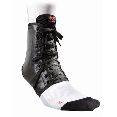 McDavid A101R Ankle Guard Black Colour