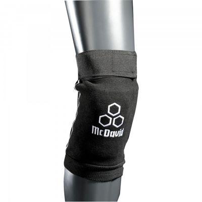 SFIT-P-604R-BMcDavid Indoor Hexy Knee Pad Black