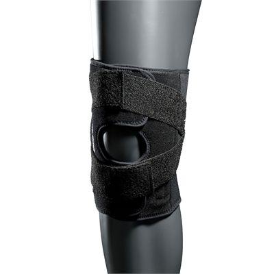 McDavid Multi Action Knee Wrap - Angle View