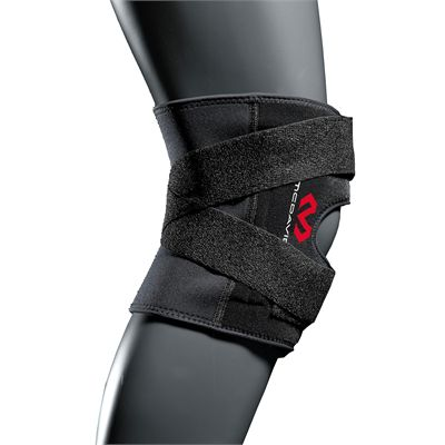 McDavid Multi Action Knee Wrap - Right Side View