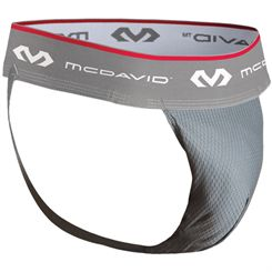 McDavid Performance HexMesh Supporter with FlexCup Ultralite