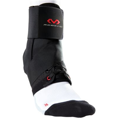McDavid Ultralite Ankle Support - Black