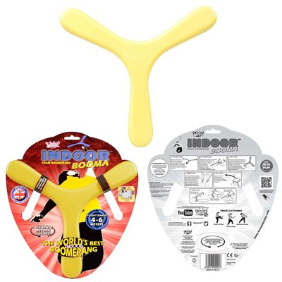 Mega Thrill Kids Indoor Play Set - Boomerang