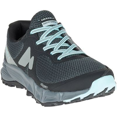 Merrell Agility Charge Flex Ladies Running Shoes - Angle