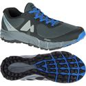 Merrell Agility Charge Flex Mens Running Shoes-bkbl