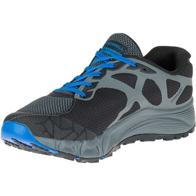 Merrell Agility Charge Flex Mens Running Shoes - Black - Left