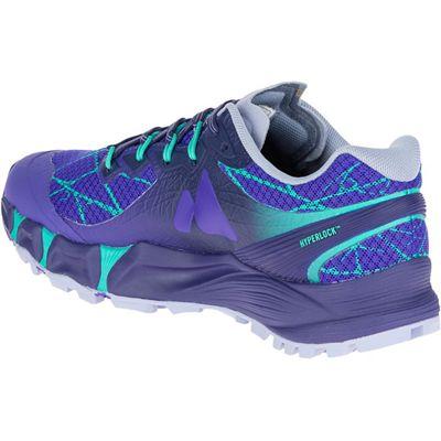 Merrell Agility Peak Flex Ladies Running Shoes - Left