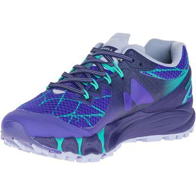 Merrell Agility Peak Flex Ladies Running Shoes - Side