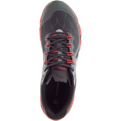 Merrell Agility Peak Flex Mens Running Shoes AW17 - Above