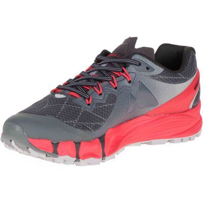 Merrell Agility Peak Flex Mens Running Shoes AW17 - Angled
