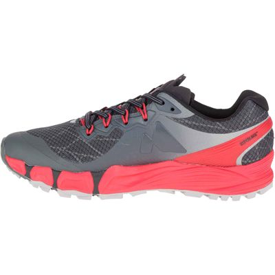 Merrell Agility Peak Flex Mens Running Shoes AW17 - Side