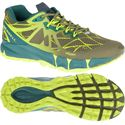 Merrell Agility Peak Flex Mens Running Shoes-yellow