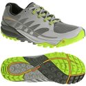 Merrell All Out Charge Mens Running Shoes-Grey-Green