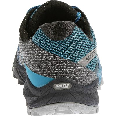 Merrell All Out Charge Mens Running Shoes - Back