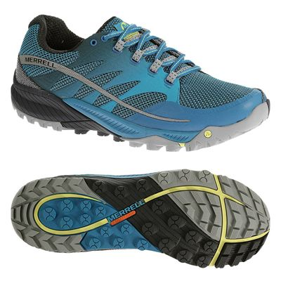 Merrell All Out Charge Mens Running Shoes - Main Image