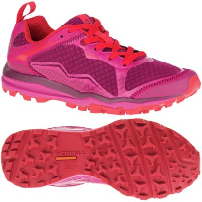 Merrell All Out Crush Light Ladies Running Shoes AW16