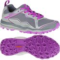 Merrell All Out Crush Light Ladies Running Shoes-Grey-Main Image