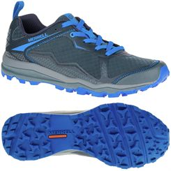 Merrell All Out Crush Light Mens Running Shoes AW16