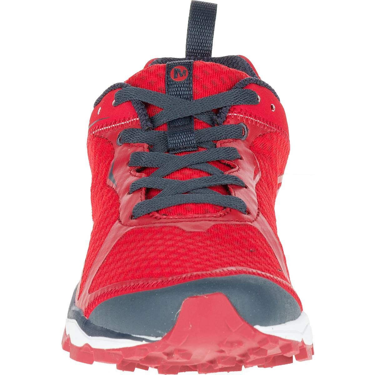 Merrell Men S All Out Crush Light Trail Running Shoes Red