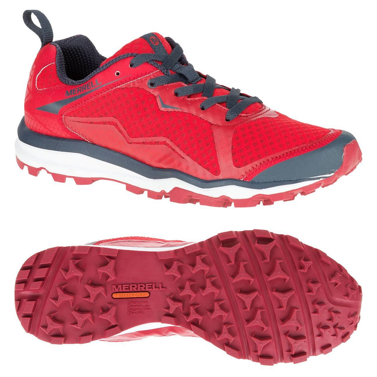 Merrell All Out Crush Light Trail Running Shoe