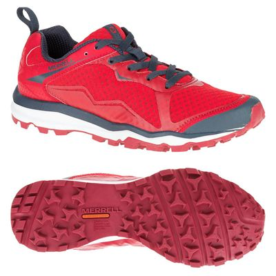 Merrell All Out Crush Light Mens Running Shoes - Main Image