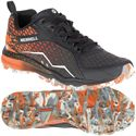 Merrell All Out Crush Mens Running Shoes-Black-Orange-Colour