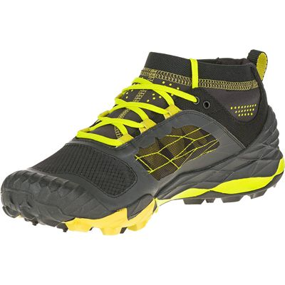 Merrell All Out Terra Trail Mens Running Shoes - Alternative