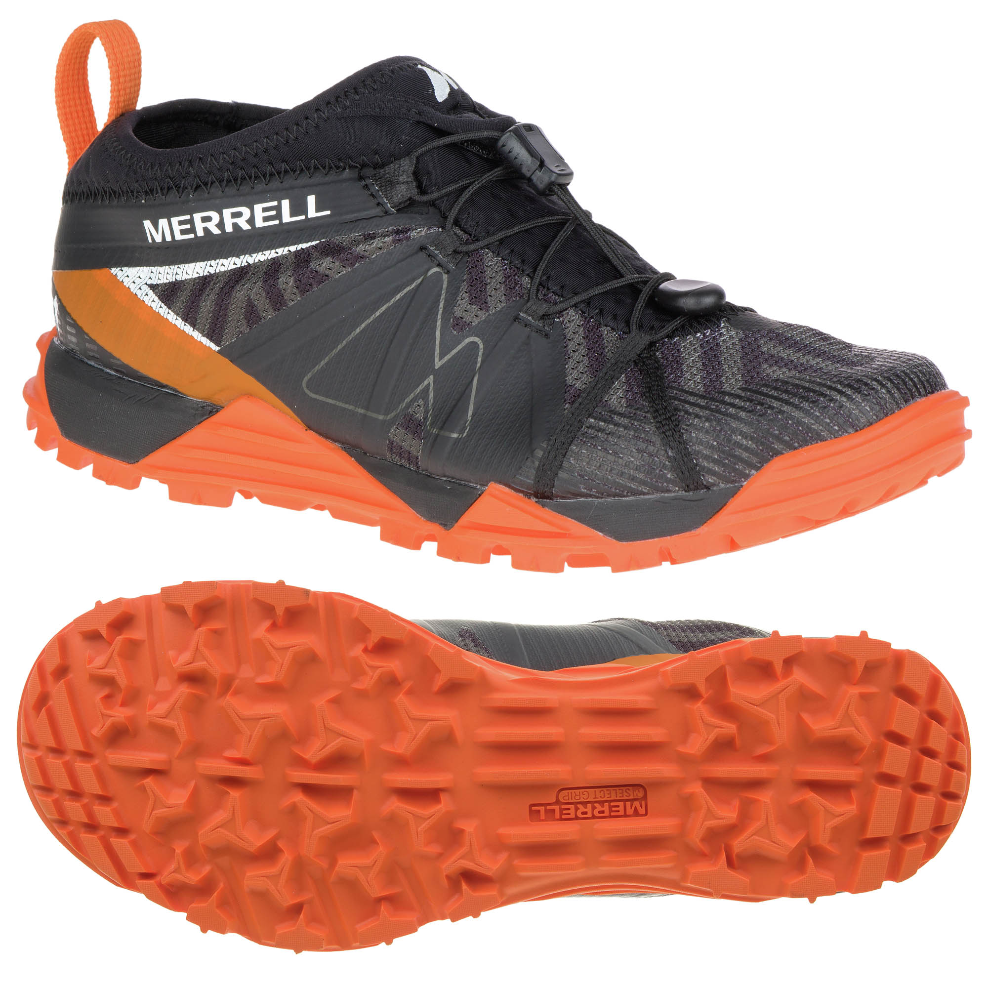 Merrell Avalaunch Tough Mudder Ladies Running Shoes  7 UK